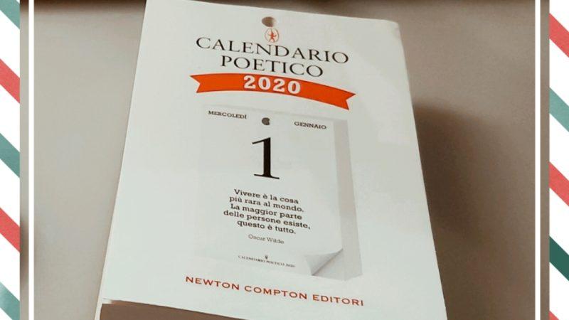 """Recensione """"Calendario poetico 2020"""""""