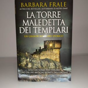 """Recensione """"La torre maledetta dei Templari"""""""