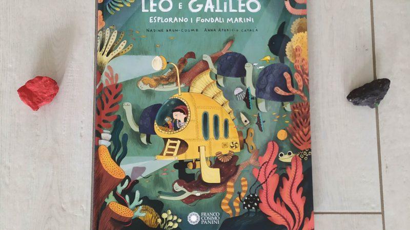 Leo e Galileo esplorano i fondali marini