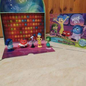 Inside out – Libro gioca kit